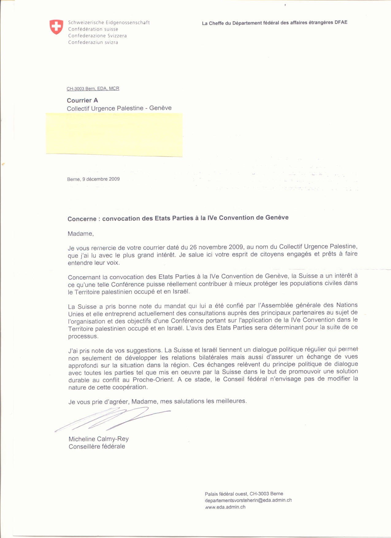 lettre de motivation suisse romande
