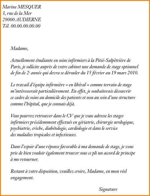 lettre de motivation nettoyage hopital