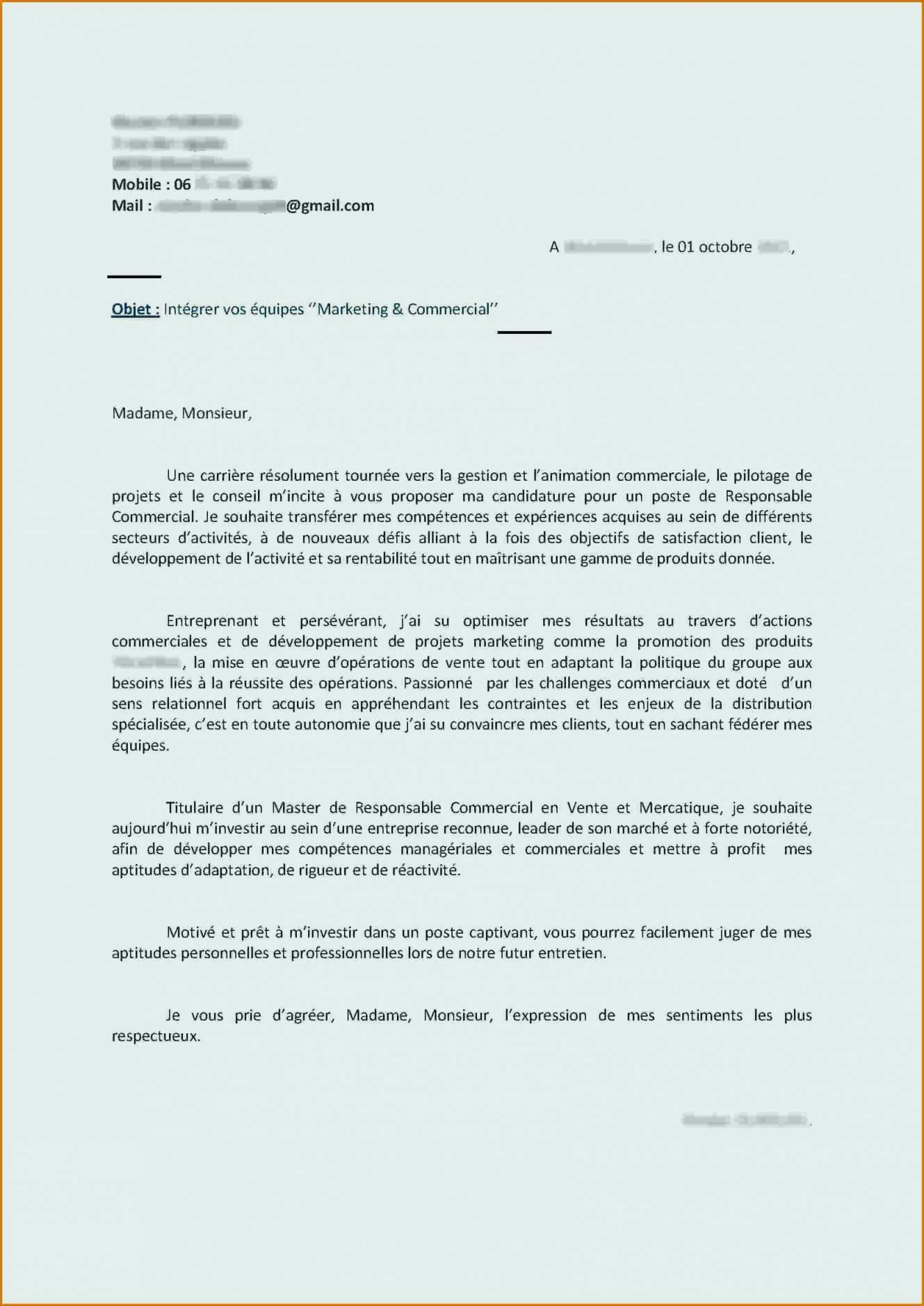 lettre de motivation en immobilier