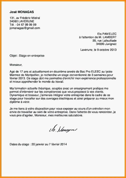 lettre de motivation recensement