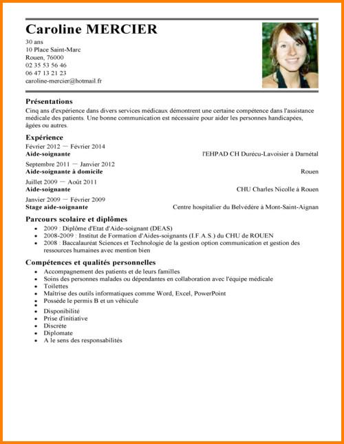 lettre de motivation aide soignante d u00e9butant sans diplome
