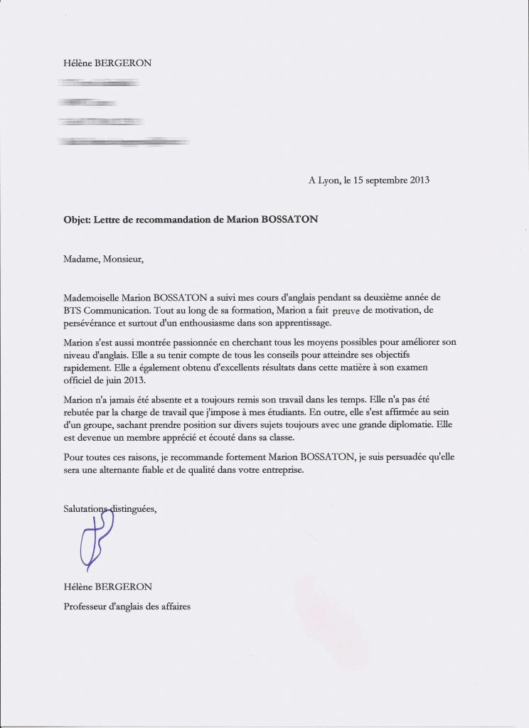 lettre de motivation allemand job d u0026 39  u00e9t u00e9