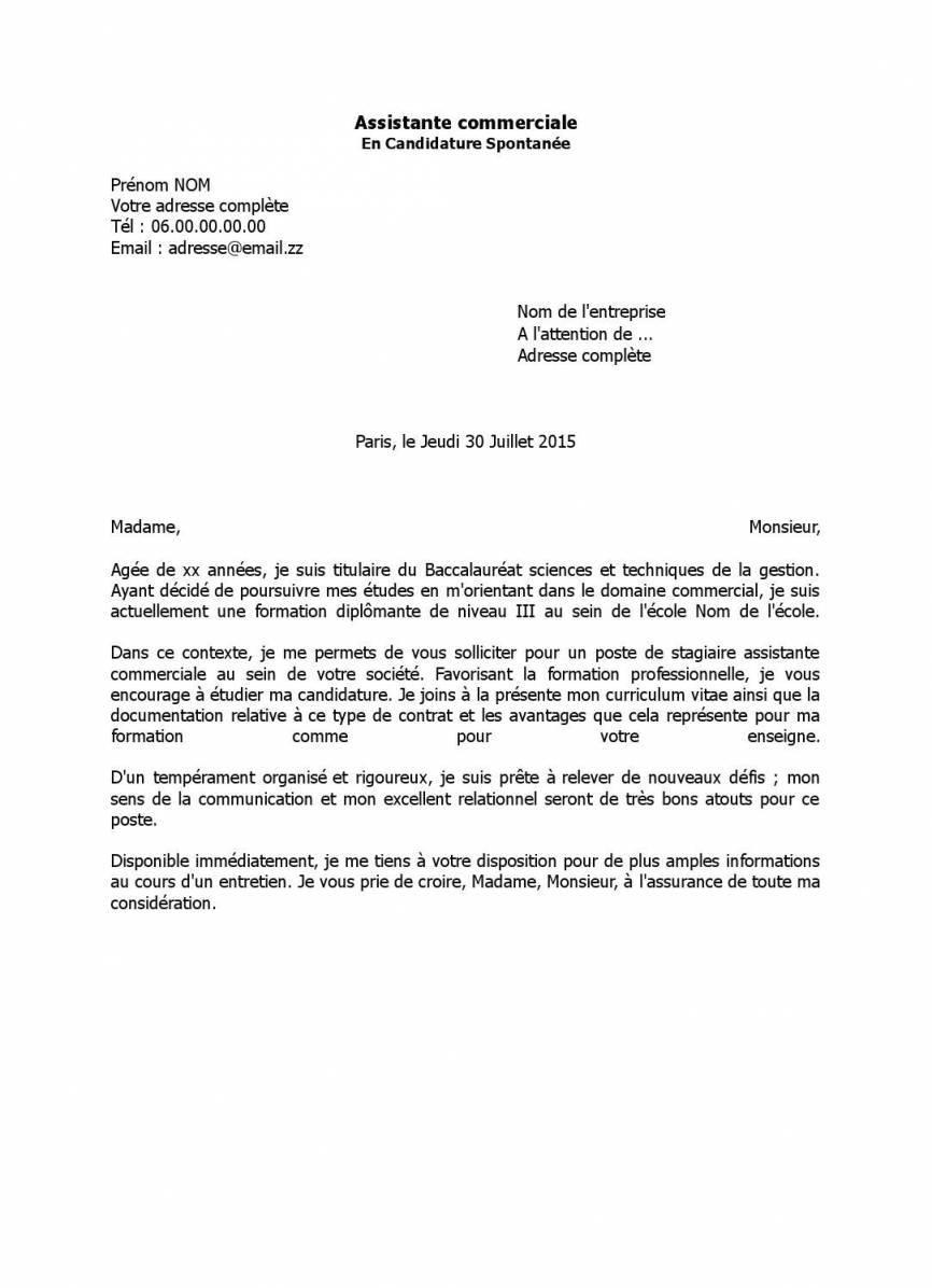 lettre de motivation nrc pour ecole