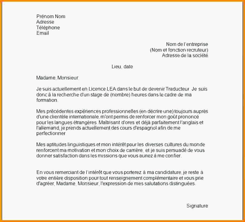 lettre de motivation changement de voie professionnelle