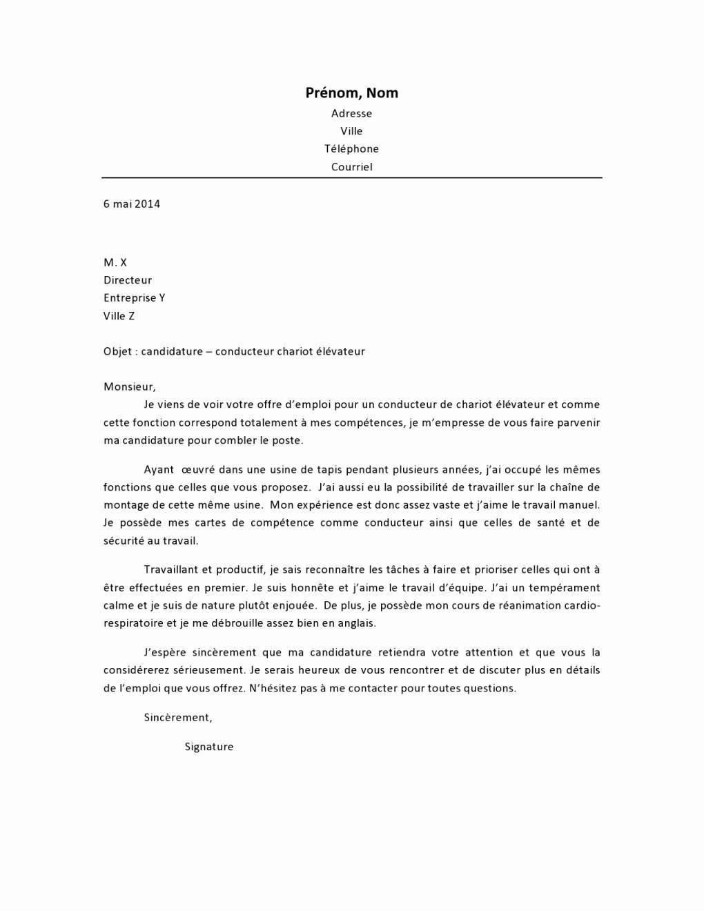 lettre de motivation commercial assurance debutant