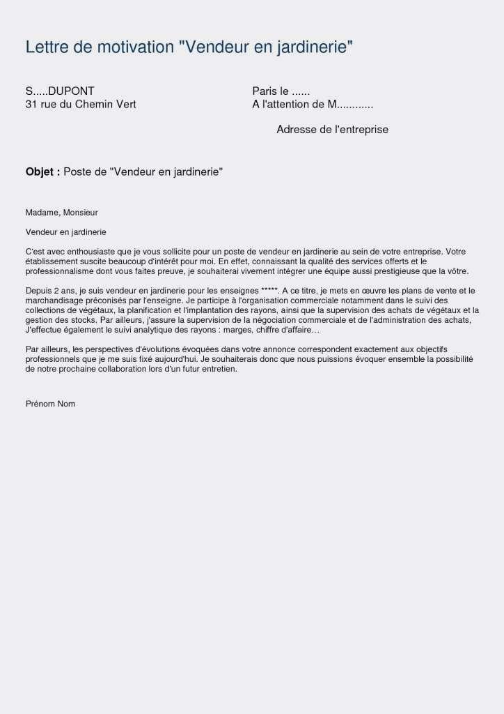 lettre de motivation vendeur concession automobile