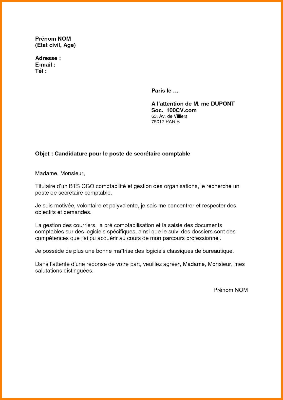 lettre de motivation demande d u0026 39 emploi pdf