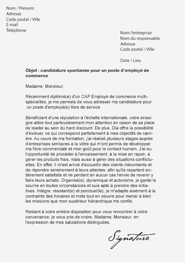 lettre de motivation job d u0026 39  u00e9t u00e9 fast food