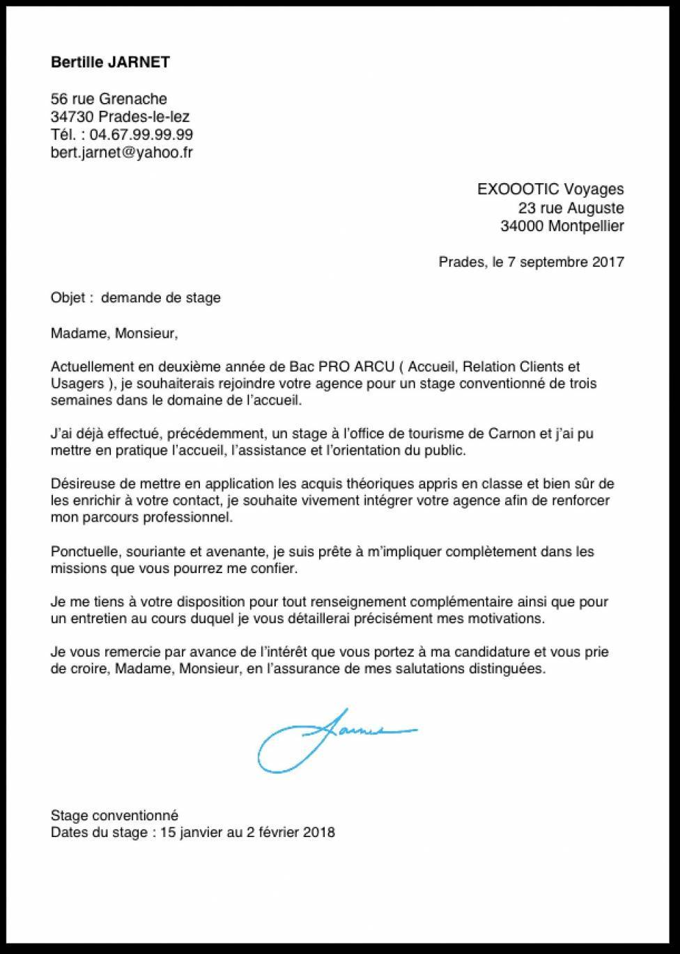lettre de motivation opticien collaborateur