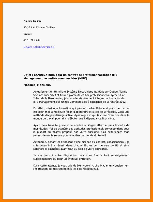 lettre de motivation stage cadre de sant u00e9