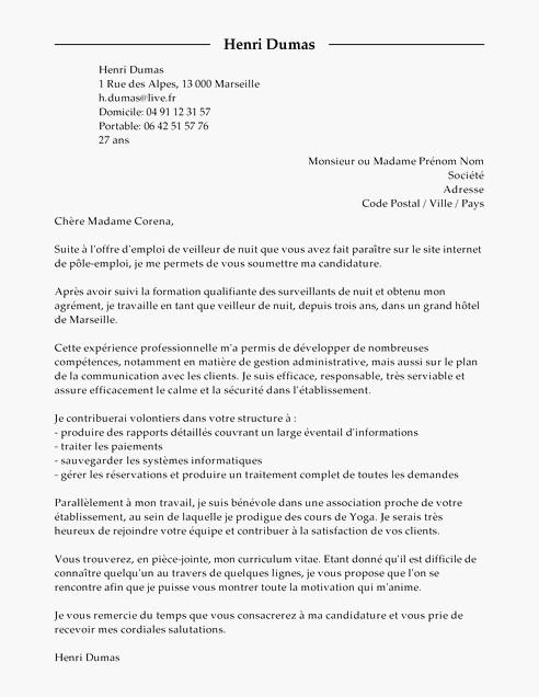 lettre de motivation conseiller pole emploi sans experience