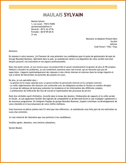 Lettre De Motivation Bancaire Suisse - O Soalan