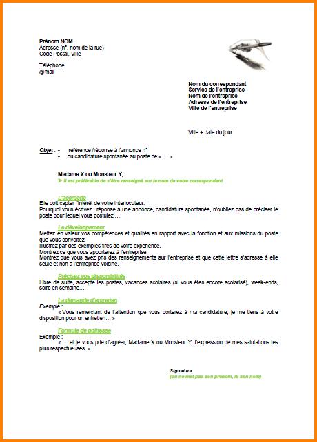 lettre de motivation pole emploi financement formation