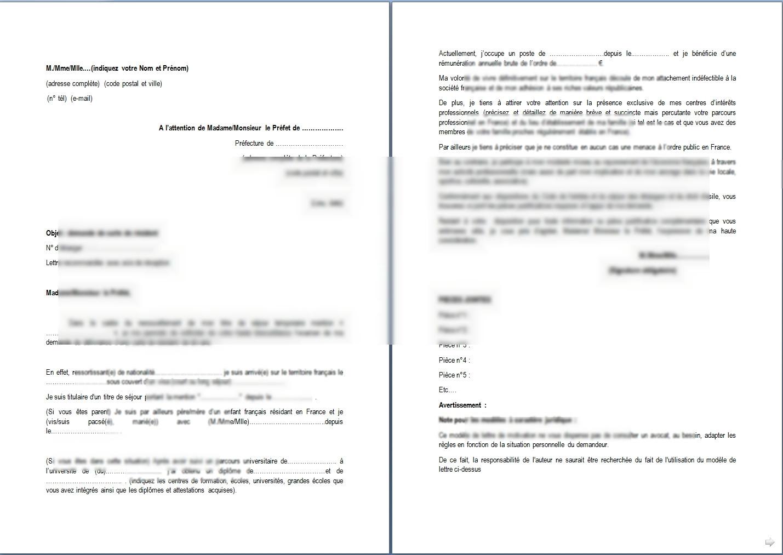 Cv Lettre De Motivation Femme De Chambre - Perodua m