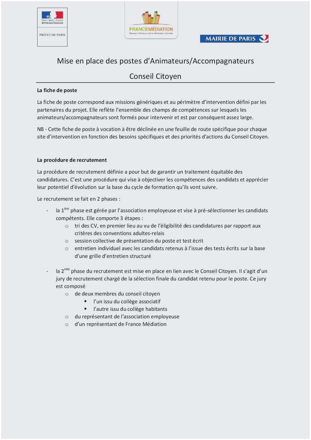 lettre de motivation espace vert debutant mairie