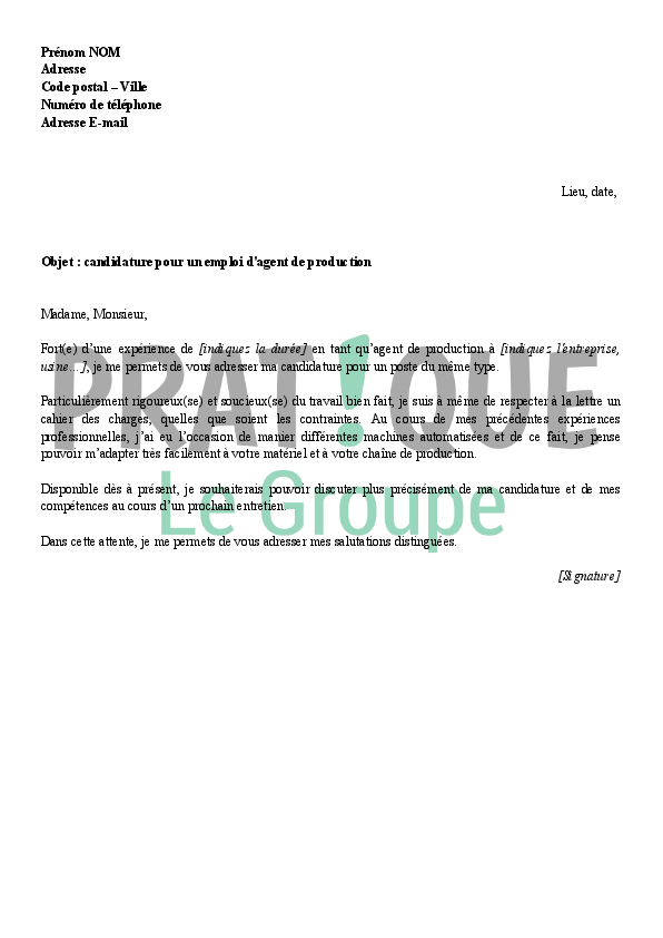 exemple lettre de motivation bpjeps ltp