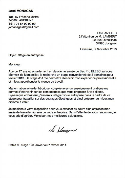 lettre de motivation ing u00e9nieur thermicien