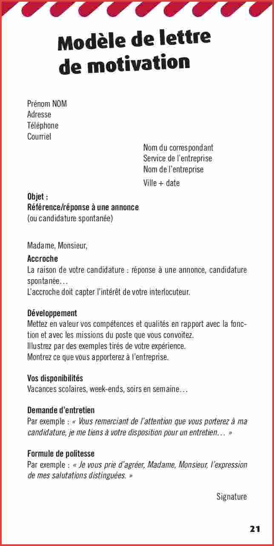 lettre de motivation emploi hotesse de caisse