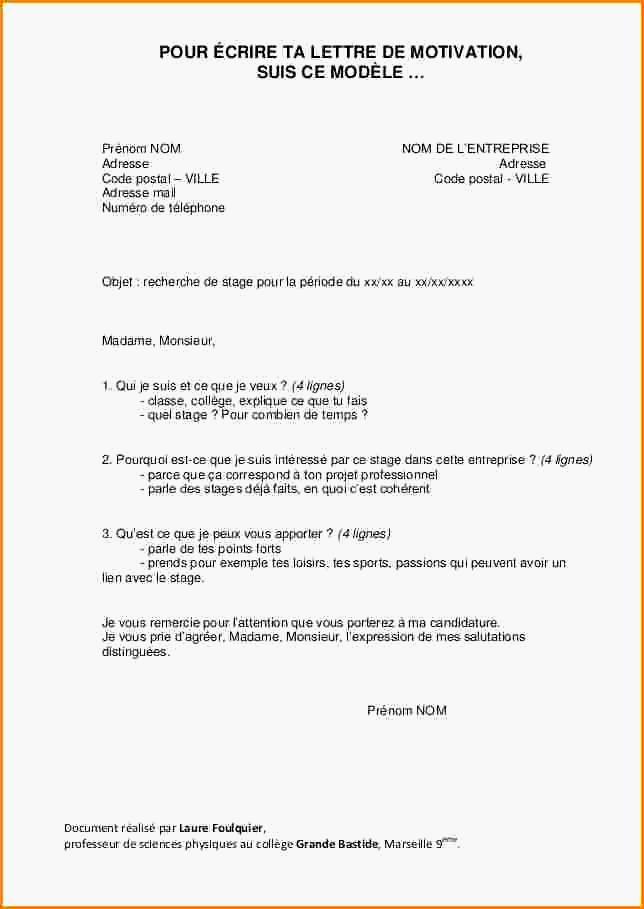 lettre de motivation cdi int u00e9rimaire