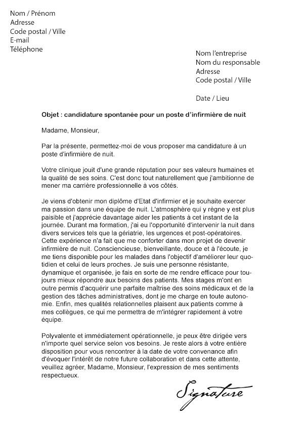lettre de motivation du soins palliatifs