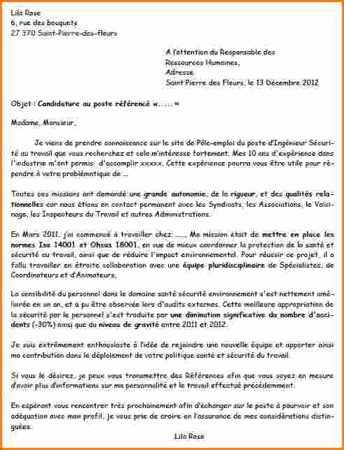 lettre de motivation technico commercial agricole