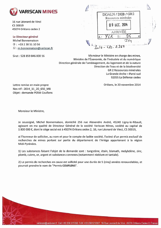 lettre de motivation technicien en informatique