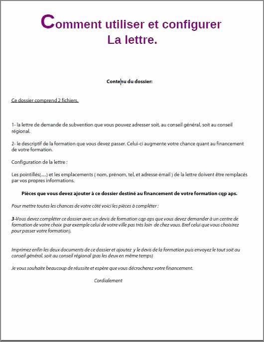 Lettre De Motivation Licence Pro Ressources Humaines ...