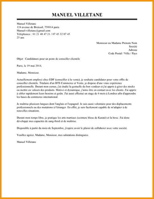 lettre de motivation conducteur accompagnateur debutant
