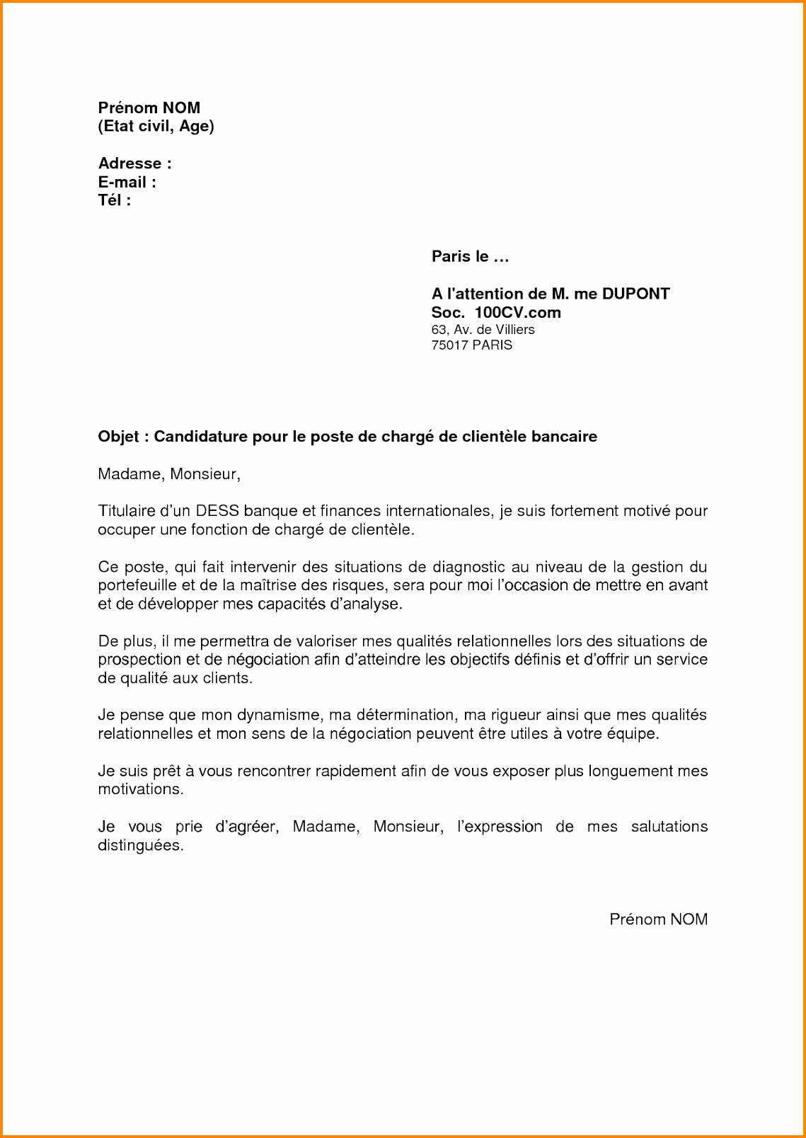 lettre de motivation informatique d u00e9butant